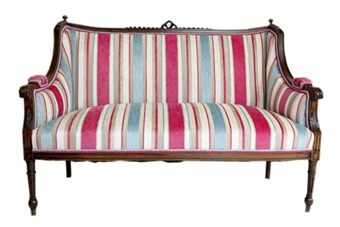 Luxury Edwardian Designer Sofa