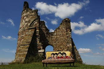 Beatles Sofa