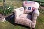 Coffee Sack Club Chair - 2